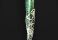 Green Jade from Lost Lake Quebec, CAN